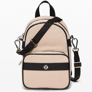 Lululemon now and always convertible bag *mini*